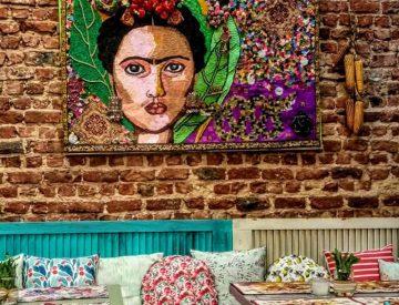 Frida Khalo Garden 2017